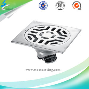 Hardware Stainless Steel Bathroom Accessories of Floor Drain pictures & photos
