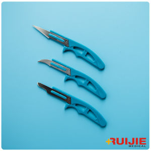 Scalpels with Holster Stainless Steel pictures & photos