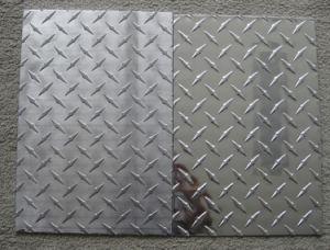 diamond plate aluminium pictures & photos