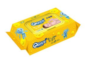 OEM Welcomed Baby Wet Wipes with Good Quality (A897) pictures & photos
