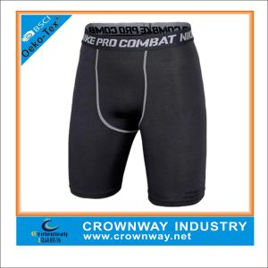 Men′s Sports Compression Shorts with Custom Logo pictures & photos