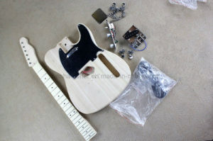Hanhai Music / Tele Style Electric Guitar Kit / DIY Guitar pictures & photos