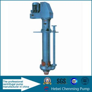 Non-Clog Centrifugal Vertical Submersible Centrifugal Sump Slurry Pump pictures & photos