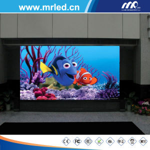 Shenzhen P6.25mm Dancing Floor Indoor Mesh LED Display Screen with ISO9001 pictures & photos