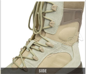 Tactical Boots of High Strength Cow Suede/ Soft and Comfortable pictures & photos