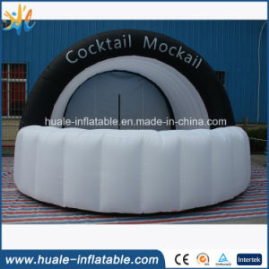 Cloth Cocktail Booth Inflatable Tent for Outdoor Promotional Advertising Event pictures & photos