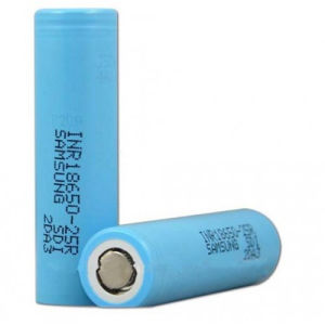 Hot Samsung 25r Samsung Inr18650-25r 2500mAh 20A High Discharge Rate 18650 Samsung 18650 Battery pictures & photos
