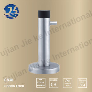 304 Stainless Steel Solid Casting Door Stop (C836)