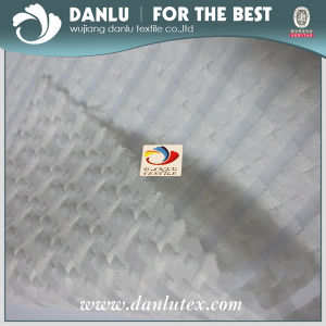 100%Polyester Mesh Fabric with Windmill for Lady′s Garments pictures & photos