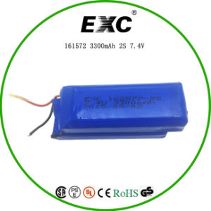 161572 Lithium Polymer Battery Pack pictures & photos