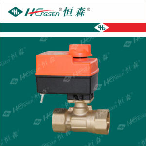 Motorized Ball Valve/Ball Valve pictures & photos