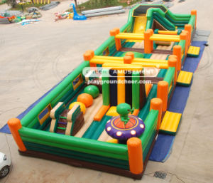 Cheer Amusement Multiplay Fun Inflatable Playground CH-Io140009 pictures & photos
