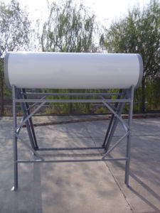 Color Steel Plate High Pressure Heat Pipe Solar Water Heating pictures & photos