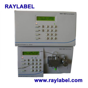 HPLC Spectrophotometer Laboratory Equipments High Performance Liquid Chromatography (RAY-1821-1) pictures & photos