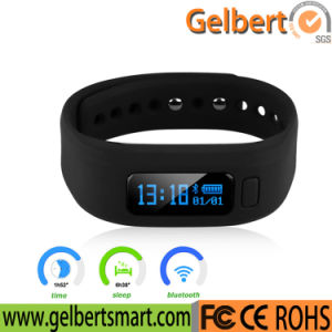 Bluetooth Smart Watch Fitness Tracker Sleep Sport Wristband pictures & photos