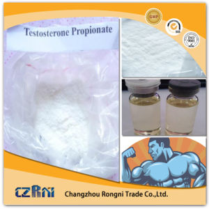 Hot Sale Growth Oral Steroids CAS No. 57-85-2 Testosterone Propionate pictures & photos
