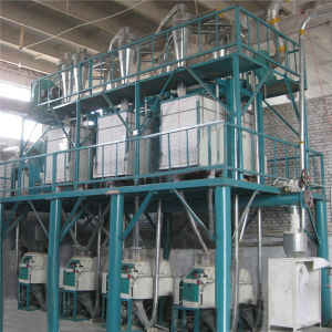 Industrial Wheat Flour Mill Machinery for Sale pictures & photos