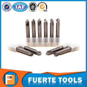 Carbide Spot Drill Bits for Aluminium Processing pictures & photos