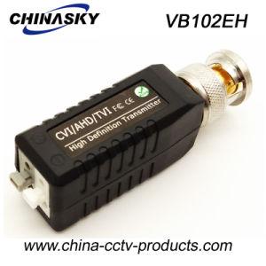 Single Channel Screwless HD-Cvi/Tvi/Ahd Passive CCTV Balun (VB102EH) pictures & photos