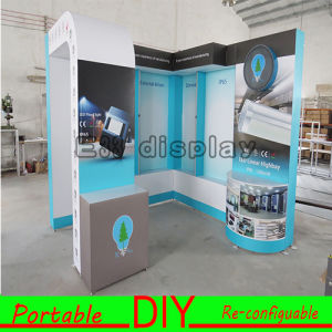 Custom Portable Reusable Modular Trade Show pictures & photos