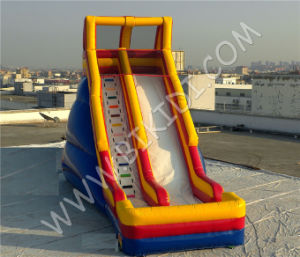 2015 Water Park Slides for Sale, Inflatable Water Slide Blower B4118 pictures & photos