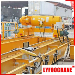 Cost Effective Bridge Crane Solution, Lh Double Girder Overhead Crane pictures & photos