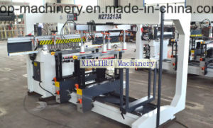 Semi-Automatic Wood Multi Spindle Drilling Boring Machine pictures & photos