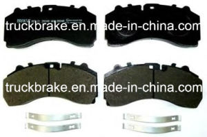 Brake Pad Manufacturer 29246/29247 for Mercedes-Benz Brake Parts/Truck Parts/Auto Parts pictures & photos