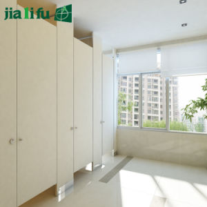 Jialifu Public Convenient Compact Laminate Toilet Cubicle pictures & photos