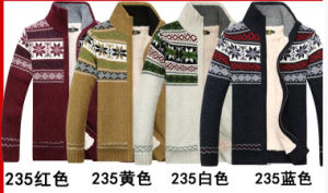 Men′s Knitwear Puller Sweater (0129) pictures & photos
