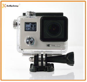 4k WiFi 170 Degreen Wireless Underwater Action Sport Camera with 2 Inch Display Screen Sj9000 pictures & photos