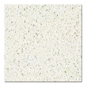 Hot Sale White Color Artificial Marble for Vanity Top (QG206) pictures & photos
