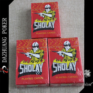 Sholay Playing Cards pictures & photos