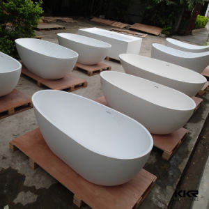 Bathroom Accessories Solid Surface Soaking Tubs pictures & photos