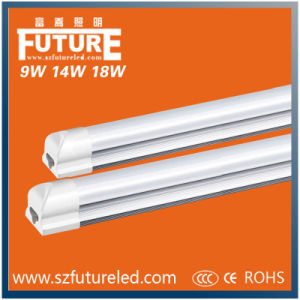 CE RoHS Approved 100-110lm/W 4ft 18W T8 LED Tube pictures & photos