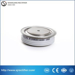 Double-Sided Cooling Disc Type Fast Recovery Diode pictures & photos