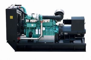 110kVA 88kw Standby Power Yuchai Diesel Generator Diesel Genset pictures & photos