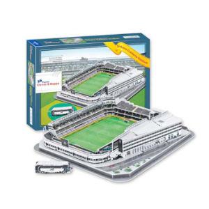 Hot 105PCS Brazil Stadium 3D Puzzle Educational Toys 10173062 pictures & photos