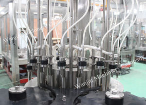 2000bph Glass Bottle Wine Bottling Machine pictures & photos