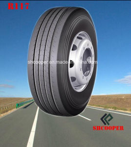 ROADLUX Drive/Steer/Trailer Tubeless Truck Tire (R117) pictures & photos