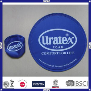 Cheap Nylon Logo Printed Colorful Foldable Frisbee pictures & photos