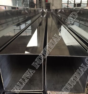Circular Stainless Steel Tube pictures & photos