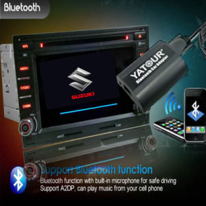 Yatour Suzuki Bluetooth Handsfree Car Kit pictures & photos