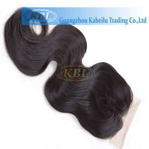 Brazilian Lace Top Closure 3.5*4 Hot Selling pictures & photos