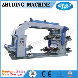 2016 New Product Flexo Printing Machine 4 Color Made in China pictures & photos