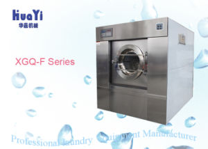Full Stainless Steel Industrial 50kg Automatic Laundry Washing Machine pictures & photos