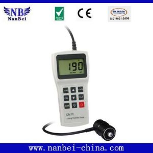 Non- Magnetic Coatings Thickness Testing Coating Thickness Gauge pictures & photos