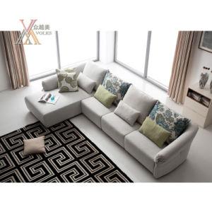 Simple fabric Sofa (1601) pictures & photos