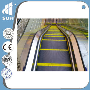 Escalator of Speed 0.5m/S Step Width 600 800 1000mm pictures & photos