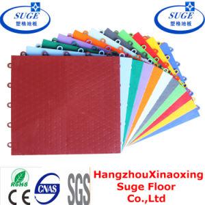 Suge Indoor PP Suspended Interlocking Sport Flooring pictures & photos